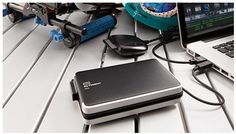 Professional storage devices: From 1TB to 12TB