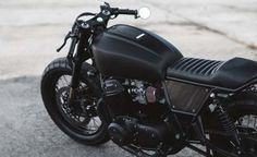 1978 Honda CB750 Ultra Noir by Clockwork Motorcycles - Luxuryes