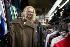 The Ethical Fashion Switch Week 3, its a date (with a charity shop) on Chitter2Chatter