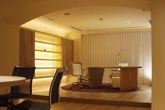 新日本実業 オフィス【東京】のオフィスデザイン事例を手がけた有限会社 きこりたち。【オフィスデザイナーズ】