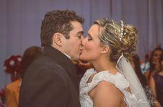 Pode beijar a noiva!
