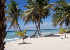 Saona Island, probably one of the nicest beaches in the world :-)