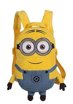 Toddler Minion Feet Backpack | Shops, Shoulder straps and 16