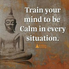 We all have to deal with stress from either work or school. You can't close your eyes to make it go away but you can find peace so you can deal with it. One technique that can offer this is called Zen meditation. Zen meditation is Buddha Quotes Inspirational, Positive Quotes, Motivational Quotes, Wise Quotes, Great Quotes, Christ Quotes, Buddha Thoughts, Yoga Lyon, Buddhist Quotes