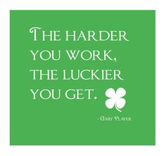 Quote_hard work makes you lucky