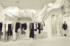 Sass Bide flagship store by Akin Creative New York City Sass & Bide flagship store by Akin Creative, New York City