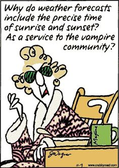 Crabby Old Lady Cartoon | GET A KICK OUT OF MAXINE ...