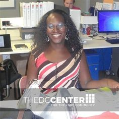We're excited to welcome Louraca to the DC Center team. You will be seeing her around a lot for the next six months. Louraca is part of the DC DOES Project Empowerment program. Find out more at: http://does.dc.gov/service/project-empowerment-program #DC #DOES #LGBT