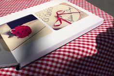 Choni encuadernación: Álbum de boda