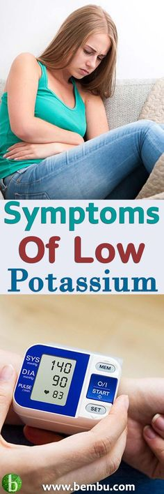 Knowing the signs of low potassium is important so that you can cover any shortages and get back on track without any major complications. Health Tips │ Health Ideas │Healthy Food │Health │Food │Vitamin │Healing │Natural Remedies │Nutrition │Natural Cure │Herbal Remedies │Natural beauty #Health #Ideas #Tips #Vitamin #Healthyfood #Food #Vitamin #Healing #Remedies #Nutrition #Cure #Herbalremedies #Naturalbeauty