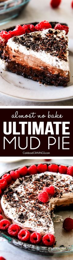 Wonderfully rich, crazy creamy, heavenly Mississippi Mud Pie with 4 EASY layers of decadence! Everyone will beg you for this TO LIVE FOR recipe!