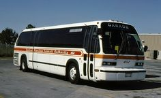 """Florida: """" Central Pinellas Transit Authority"""" RTS Bus No. 402, via Flickr."""