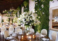 Arranjo em tons de branco, verde e lilás por Cris Magalhães - Foto Japiassú