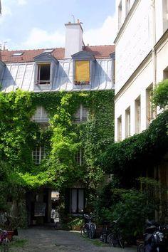 Passage l'Homme Paris XI
