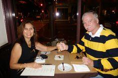 Santa Monica, California: Dinner at JiRaffe's & Recipe for Osso Buco