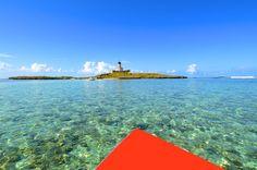 Isola del faro Mauritius by Giovanni Frenda