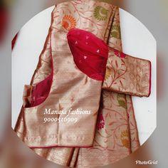 Blouse Designs Catalogue, Best Blouse Designs, Simple Blouse Designs, Stylish Blouse Design, Blouse Neck Designs, Traditional Blouse Designs, Pattu Saree Blouse Designs, Designer Blouse Patterns, Sarees