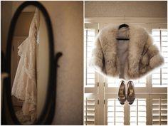 Classic, Elegant, Old World Winter Wedding