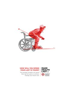 Heart and Stroke Foundation: Future, 2 | #ads #marketing #creative #werbung #print #poster #advertising #campaign < repinned by www.BlickeDeeler.de | Follow us on www.facebook.com/blickedeeler