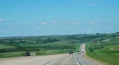 West of Minot, North Dakota