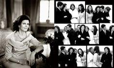 Photos of Queen Silvia taken by Ewa-Marie Rundquist
