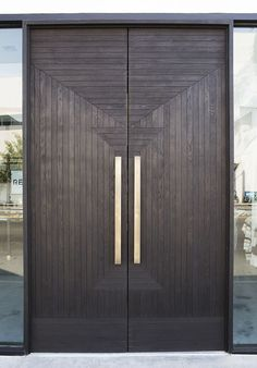 56 Ideas main door handle design cabinet hardware for 2019 Modern Entrance Door, Main Entrance Door Design, Modern Front Door, Front Door Entrance, Front Door Design, Front Entry, Entry Doors, Grand Entrance, Doorway