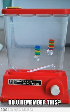 I remember playing this at the dentist office when I was little!  Brings me back in time.