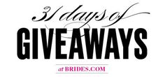 Love + marriage = travel, and BRIDES Magazine is giving away a hist and hers set of our PC4 Collection! Enter today!