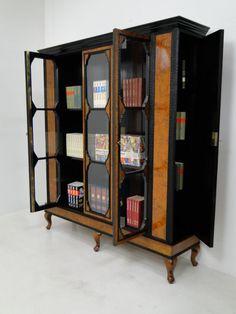 rainbow design kommode holz schwarz bunte elemente tusse schwarzbunt pinterest kommode. Black Bedroom Furniture Sets. Home Design Ideas
