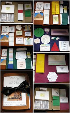 lap books and foldables