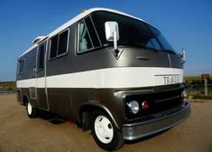 Our Kind Of Motorhome Red Flames Red Vehicles Rv