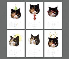 bahahah.  the best cat calendar.