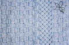 A basket weave stitch combined with a celtic weave stitch makes a pretty amazing looking baby blanket. Beautiful and practical, this pattern makes a quick, thick, and cozy blanket. With a unique design, this Woven Crochet Baby Blanket by Manda Nicole is thick and beautiful and the perfect gift for a loved one or for …