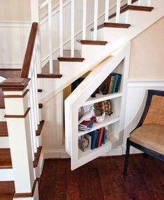 Great hidden storage by Stephen Alexander Homes