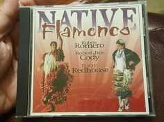 NATIVE FLAMENCO by Ruben Romero (CD, Aug-1999, Canyon Records) #Flamenco