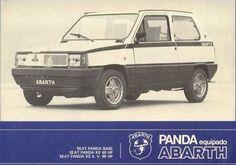 Fiat panda abarth