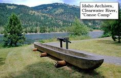 lewis and clark expedition idaho | 1814 map lewis and clark section of original click to enlarge shows ...