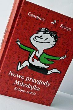 Maluszkowe inspiracje: Nowe przygody Mikołajka. Kolejna porcja.