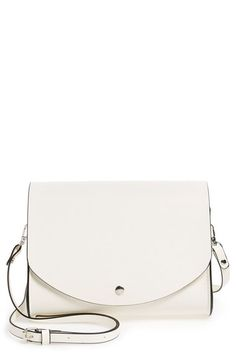 Cesca Faux Leather Crossbody Bag available at #Nordstrom
