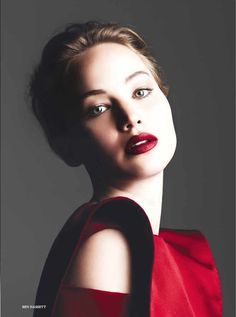 Jennifer Lawrence. Perfection