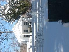 The poolhouse