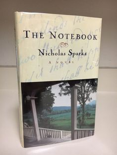 Image result for the notebook hardcover edition