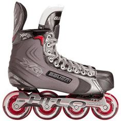 Bauer XR4 Roller Hockey Skates (Senior) « I have these and love them! awesome for summer training <3