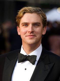 Dan Stevens.   Matthew Crawley on Downton Abbey
