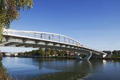 Compiegne Bridge / Explorations Architecture