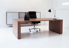 Contemporary Executive Office Desk