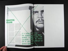 International Relations Journal 2008 by Amelia Roberts, via Behance