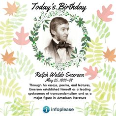 Todays Birthday, American Literature, Biography, Poems, Poetry, Biographies, Biography Books, Poem