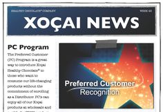 Download our latest newsletter to see who was recognized as a Star leader! http://healthychocolateco.com/company/xonews/?company/news