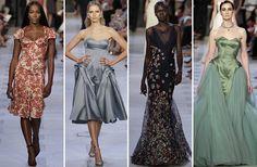 Desfiles de la New York Fashion Week (primavera-verano 2013) #NYFW #NaomiCampbell #CarolynMurphy #LibertyRoss #JasonWu #VictoriaBeckham...